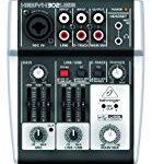 Joysound Dive で Xenyx302USBを使う