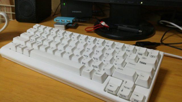 【HHKB lite2】Happy Hacking Keyboard Lite2 for Mac購入レビュー